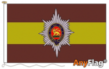 WORCESTERSHIRE REGIMENT  ANYFLAG RANGE - VARIOUS SIZES